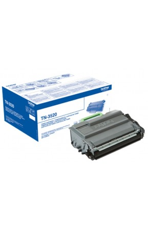 Cartus toner original Brother TN3520