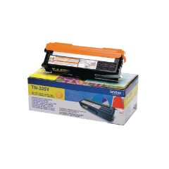 Cartus toner original Brother TN325Y