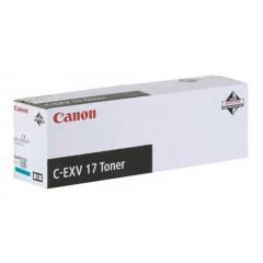 Cartus toner original Canon C-EXV17C