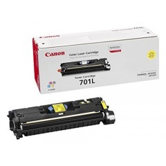 Cartus toner original Canon EP-701LY