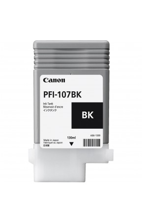 Cartus cerneala original Canon PFI-107BK