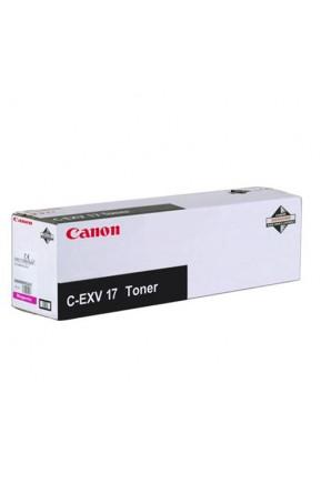 Cartus toner original Canon C-EXV17M