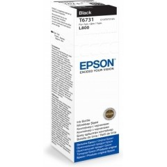 Cerneala EPSON T6731 Black 70ml