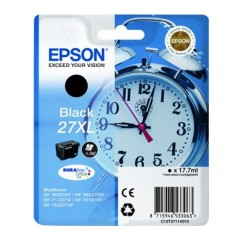 Cartus cerneala original EPSON 27XL C13T27114012 Black