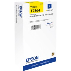 Cartus cerneala original Epson C13T756440 L Yellow