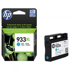 Cartus cerneala original HP 933XL Cyan