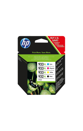 Cartus cerneala original HP 932XL/933XL 4-pack (C2P42AE)
