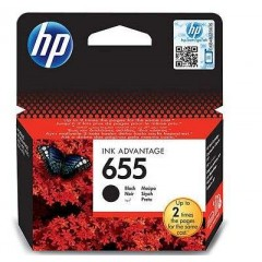 Cartus cerneala original HP 655 Black