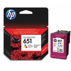 Cartus cerneala original HP 651 Color