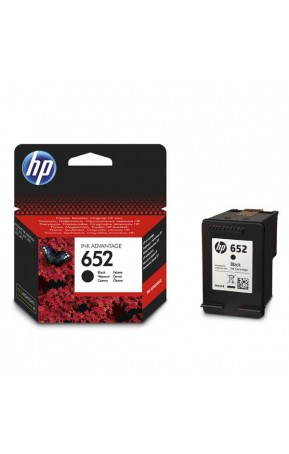 Cartus cerneala original HP 652 Black