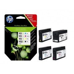 Cartus cerneala original HP 950XL/951XL 4-pack (C2P43AE)