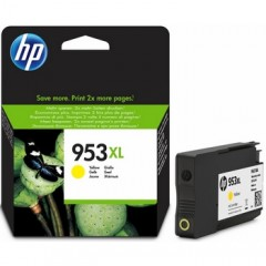 Cartus cerneala original HP F6U18AE 953XL Yellow