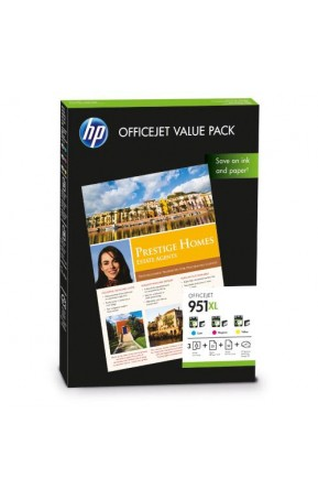 Cartus cerneala original HP 951XL value-pack