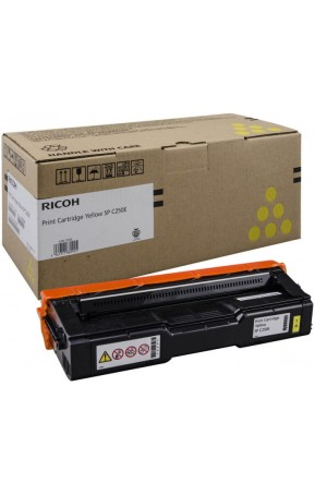 Cartus toner original Ricoh 407546 Yellow