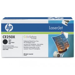Cartus toner original HP CE250X