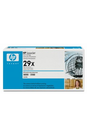Cartus toner original HP C4129X