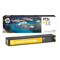 Cartus cerneala original HP 973X Yellow (F6T83AE)