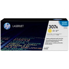 Cartus toner original HP CE742A