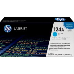 Cartus toner original HP Q6001A