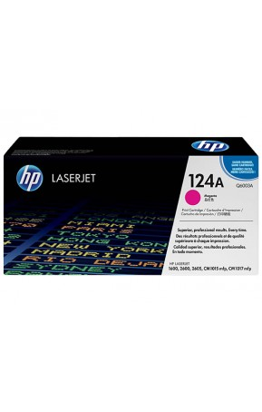 Cartus toner original HP Q6003A