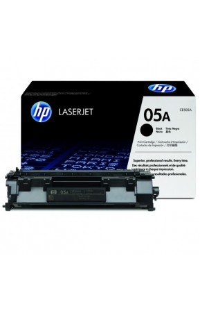 Cartus toner original HP CE505A