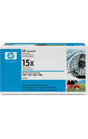 Cartus toner original HP C7115X