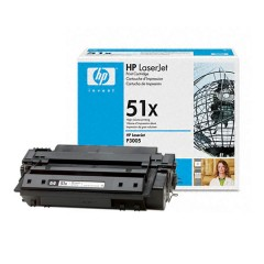 Cartus toner original HP Q7551X
