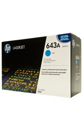 Cartus toner original HP Q5951A