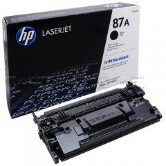 Cartus toner original HP 87A (CF287A)