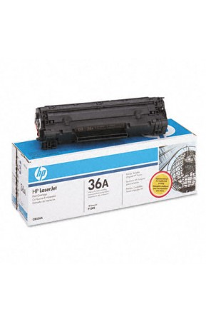 Cartus toner original HP CB436AD