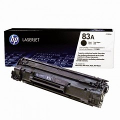 Cartus toner original HP 83A (CF283A)