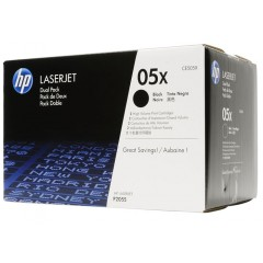 Cartus toner original HP CE505XD