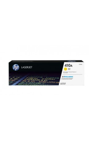 Cartus toner original HP 410A Yellow (CF412A)