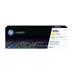 Cartus toner original HP 410X Yellow (CF412X)