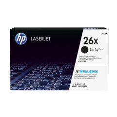 Cartus toner original HP 26X (CF226X)