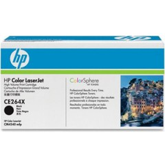 Cartus toner original HP CE264X