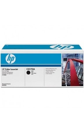 Cartus toner original HP CE270A