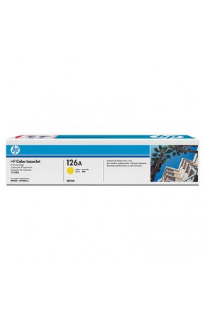 Cartus toner original HP CE312A