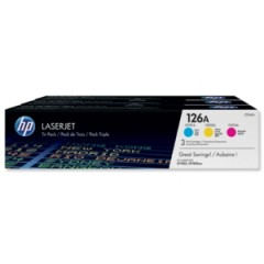 Cartus toner original HP CF341A