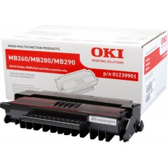 Cartus toner original OKI 01239901