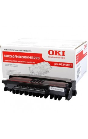 Cartus toner original OKI 01240001