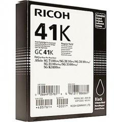 Cartus toner original Ricoh 405761 GC-41K black 2500 pagini