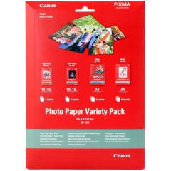 Hartie CANON VP-101 PRO PHOTO VARIETY PACK A4
