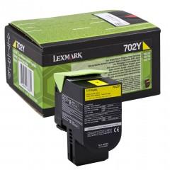 Cartus toner original Lexmark 70C20Y0