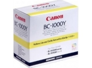 Canon BC-1000Y Printhead yellow