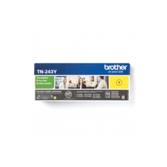 Cartus toner original Brother  TN243 Yellow DCP-L3550CDW