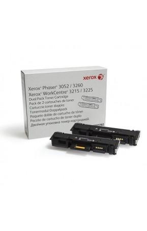 Cartus toner original Xerox 106R02782 (Dual Pack)