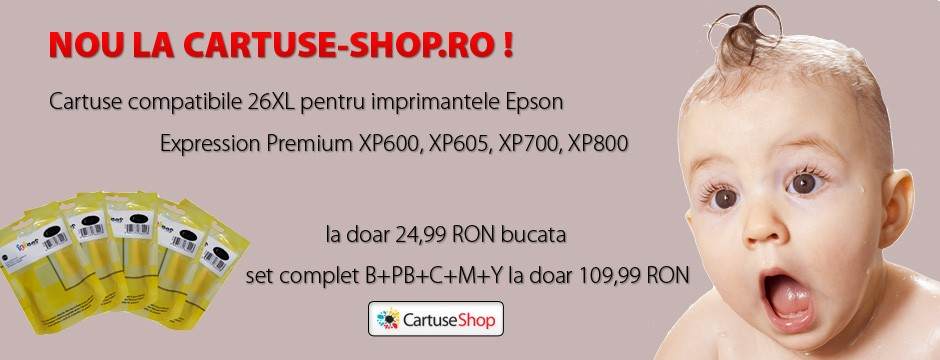 Nou la Cartuse-shop.ro