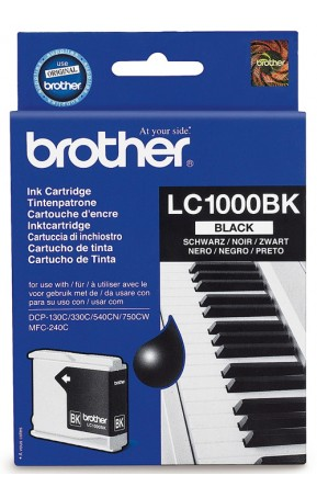 Cartus cerneala original Brother LC1000BK
