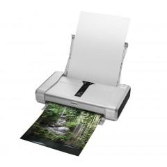 Imprimanta portabila inkjet Canon PIXMA IP100 + BATERIE LK-62